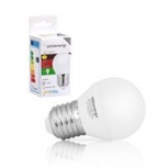 LED pirn Whitenergy  E27 7W=45W 556lum.