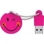 "Mälupulk Emtec 8GB USB 2. ""Wink Girl "", range Smiley World"