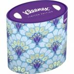 Kosmeetilised salvrätikud Kleenex SR Oval 3X valge 64tk/karbis