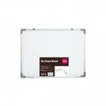 Magnet tahvel Deli valge alumiinium raamiga 600X900mm