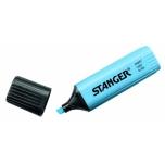 Tekstimarker Stanger, sinine, 1-5 mm