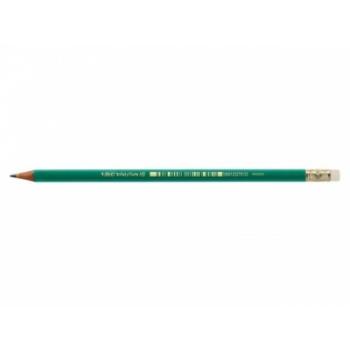 Harilik pliiats BIC Evolution Original HB kustukummiga