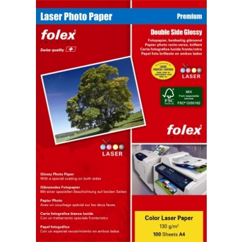 Fotopaber A4/170g läikiv, laserprinterile