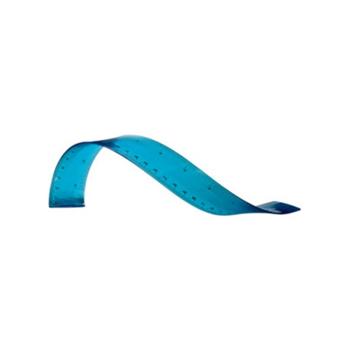 Joonlaud Deli painduv 30cm. Eri värvid
