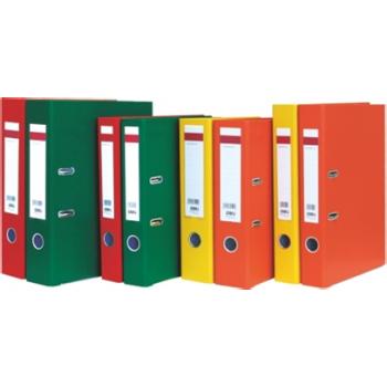 Registraator Deli A4+ 75mm eri värvid