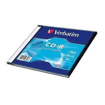 CD Verbatim 52x700mB