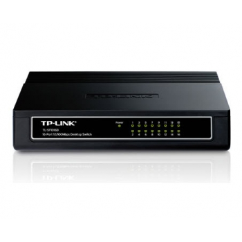 Switch 16-port10/100Mbps