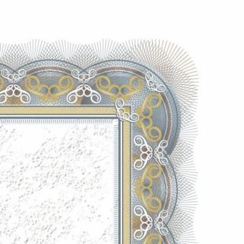 Dekoratiivpaber A4/170g, 25 lk/pk Srebro