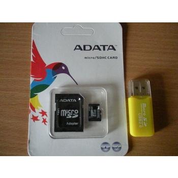 Mälukaart 32GB, ADATA,SDHC,class10