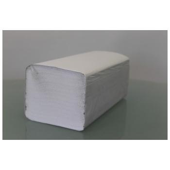 Lehträtik Wepa 2x 200tk/pk. loodusvalge 24x23 V-fold, kastis 20pk.
