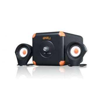 Kõlarid Unity U2-8990BT (sub8W+sat2x5W) Bluetooth