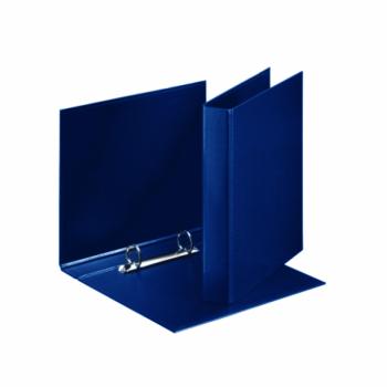 Rõngaskaaned A4 2 rõngast 35mm sinine