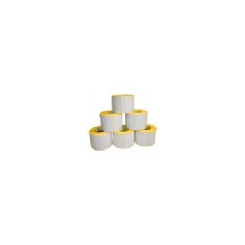 Etikett 62X62, 500tk. PE White RP37(kile)
