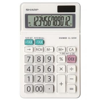 Lauakalkulaator Sharp EL-320W