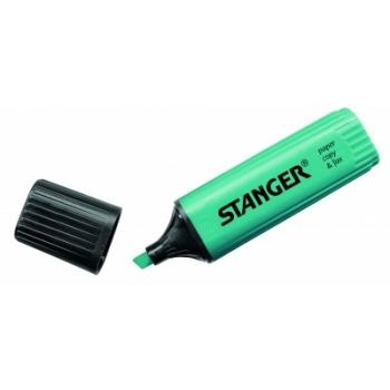 Tekstimarker Stanger, türkiis, 1-5 mm