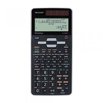 Kalkulaator Sharp ELW506T, 640 funktsiooni