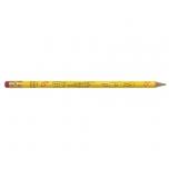 Harilik pliiats KOH-I-NOOR HB kustukummiga