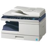 Koopiamasin/printer Sharp AL2040 duplex, ADF, LAN