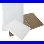 Kiirköitja A4 kartong, metallklambriga, trükita, valge