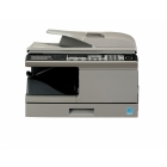 Koopiamasin, printer, fax Sharp AL2061 duplex, ADF, LAN