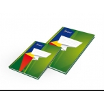 Kontoriraamat Forpus A4/96L 5x5 ruut