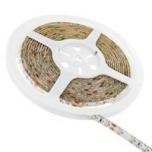 WE LED Strip waterproof 5m,60psc/m,3528,4,8W/m,6000K cold white w/o conn