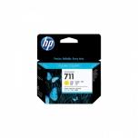 Tint HP Designjet T120, T520 (711 yellow)