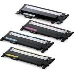 Tooner Samsung CLP-360/365/CLX3300/3305 magenta CLTM406S(1 000 lk)