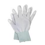 Nailonist kaitsekindad RNYPOFIMIC White, suurus 10