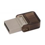 Mälupulk Kingston DataTraveler 16GB microDuo USB