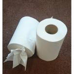 Rullrätik Wepa 2x makulatuur 68m.valge195l/rullis, 12rulli pakis