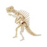 Puidust 3D puzzle Spinosaurus