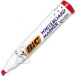 Valgetahvli marker BIC Velleda 1751  lõigatud, punane, 4-6 mm