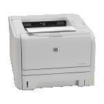 Laserprinter HP Laserjet P2035 A4 monochrom USB PAR
