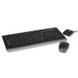 Klaviatuur + hiir Labtec EN/RU USB