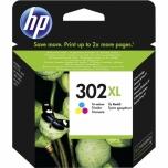Tint HP F6U67AE värviline (302XL)