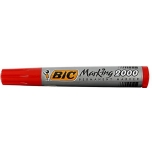 Marker BIC Marking 2000  ümar, punane