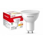 LED pirn Toshiba GU10 5,5W=50W 450lum. 3000K