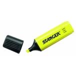 Tekstimarker Stanger, kollane, 1-5 mm