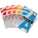 Värviline paber Double A A4/80g.MIX 5X100 lehte