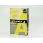 Värviline paber DoubleA A4/80g. Lemon (kollane)