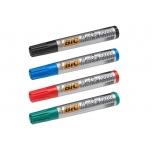 Marker BIC Marking 2300  lõigatud, 4 värvi/pk