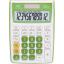 Kalkulaator Deli 12kohta eri värvid